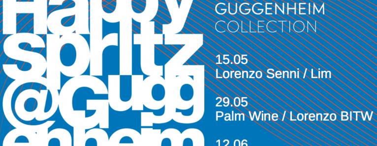 Torna Happyspritz@Guggenheim! Scopri le date!