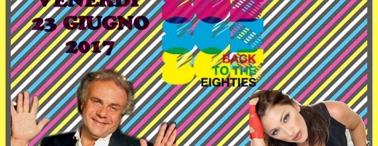 Back to the Eighties: Jerry Calà e Sabrina Salerno a Villa Condulmer
