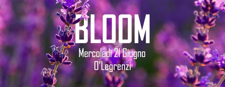 BLOOM Aperitif, i mercoledì alternativi in Corte Legrenzi