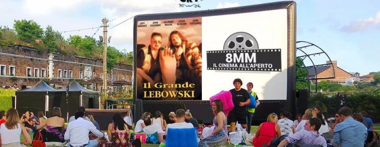 #8mm Il cinema all'aperto alla Baia del Forte: tutti i martedì