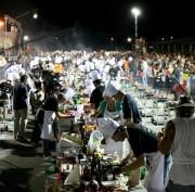 Griglie Roventi 2017 in Piazza Torino a Jesolo