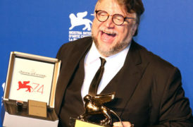 "Leone d'Oro a ""The Shape of Water"" di Guillermo del Toro  All'Italia Coppa Volpi e Miglior Film sezione Orizzonti."