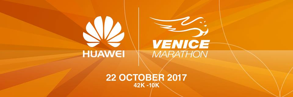 32. Huawei Venicemarathon: partenza record in 13mila!