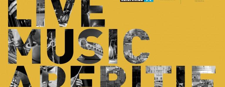 LIVE MUSIC APERITIV, i giovedì etno jazz allo Splendid Hotel Venezia