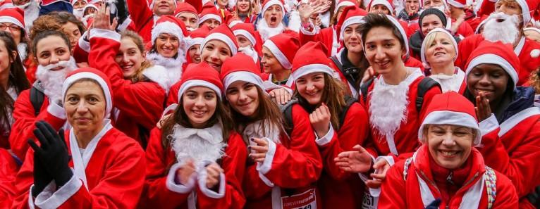 Corri con Babbo Natale: il 3 Dicembre a Mira