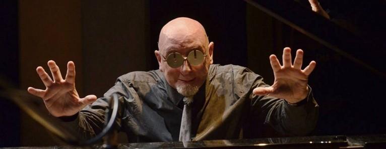 Mauro Sabbione, ex pianista dei Matia Bazar e Litfiba al Kolbe di Mestre