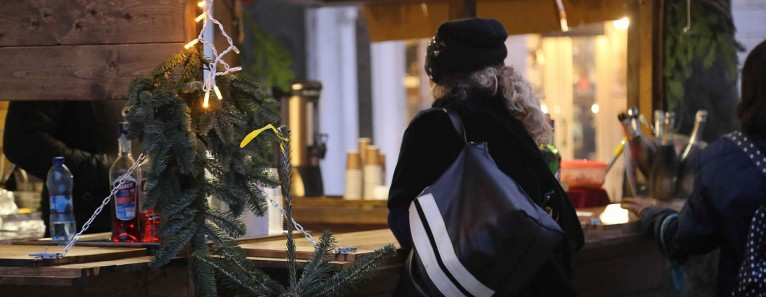 FOOD VILLAGE: street food natalizio a Venezia