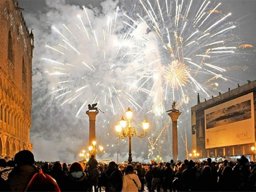 Buon 2019! Capodanno a Venezia e Mestre