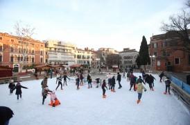 VENICE ON ICE: la pista da pattinaggio a Venezia fino alla fine del Carnevale