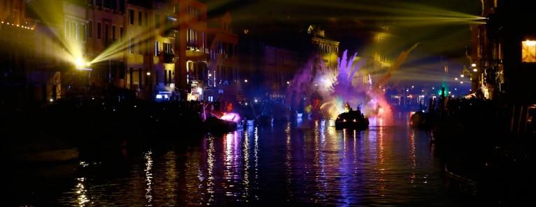 Carnevale 2018. Apertura con la Festa Veneziana sull'Acqua sabato 27 Gennaio