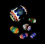 IL MONDO IN UNA PERLA, collezione di perle in mostra al museo del vetro di Murano