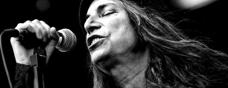 PATTI SMITH, la sacerdotessa del rock dal vivo a Venezia il 9 Giugno 2018