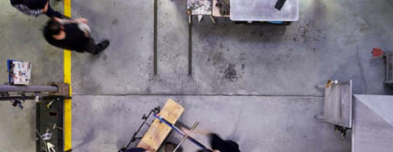 Una fornace a Marsiglia. Dal 9 Aprile a Le Stanze del Vetro e Fondazione Querini
