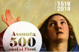 ASSUNTA. Gli eventi per la celebrazione dei 500 anni dell'opera di Tiziano ai Frari