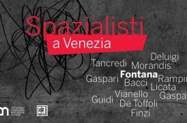 SPAZIALISTI A VENEZIA fino al 16 Settembre alla Fondazione Bevilacqua La Masa e al Forte Marghera