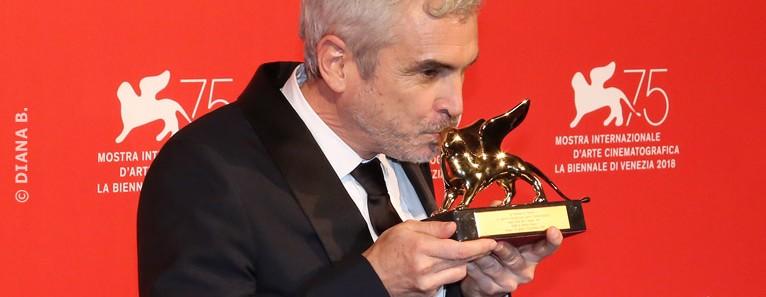 #Venezia75. Leone d'Oro a 'Roma' di Alfonso Cuarón