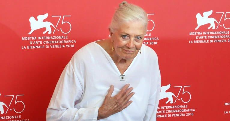 #Venezia75. Vanessa Redgrave, Leone d'Oro alla carriera lancia un accorato appello per i rifugiati