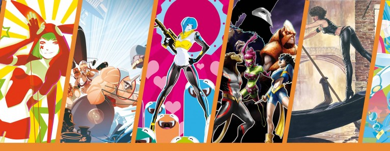 SUPER HEROES in VEZ. I supereroi fanno tappa alla biblioteca Vez Junior