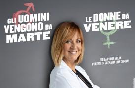 """""""Gli uomini vengono da Marte, le donne da Venere"""": venerdì 11 Gennaio in scena al Toniolo di Mestre"""