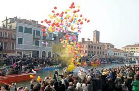CARNEVALE 2019. Apertura con la Festa Veneziana sull'Acqua sabato 16 Febbraio
