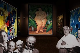 Da Kandinsky a Botero. La mostra di Palazzo Zaguri aperta fino al 1 Settembre 2019