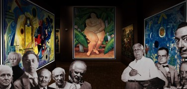 Da Kandinsky a Botero. La mostra di Palazzo Zaguri aperta fino al 1 Maggio 2019