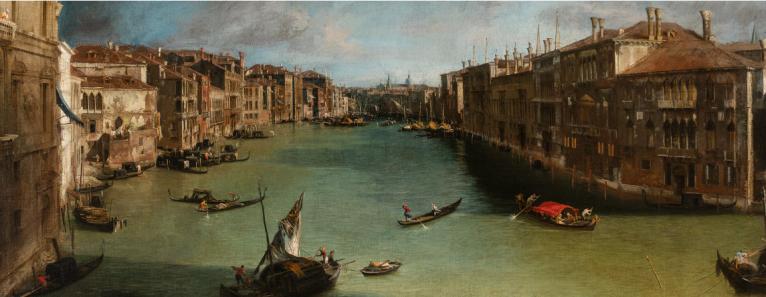 CANALETTO E VENEZIA. Aperta fino al 9 giugno 2019 la mostra sul protagonista del Settecento veneziano