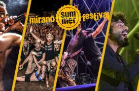 MIRANO SUMMER FESTIVAL 2019. Un mese di musica, eventi e divertimento