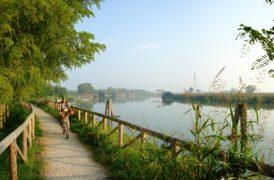 FAROtoFARO. Dal Faro di Punta Sabbioni a quello di Bibione nella pedalata cicloturistica per godersi le bellezze dell'alto Adriatico