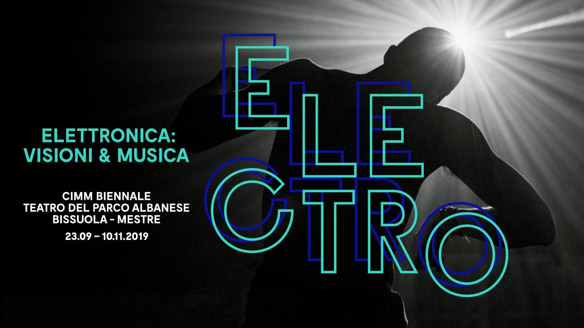 ELECTRO – Elettronica: visioni & musica. La Biennale arriva al Teatro del Parco Bissuola di Mestre con un'esposizione sulla cultura dancefloor