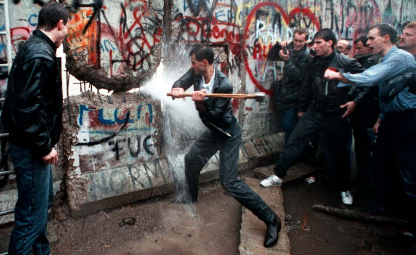 """""""Dopo il Muro"""". All'M9 un ciclo di incontri a 30 anni dalla caduta del muro di Berlino"""