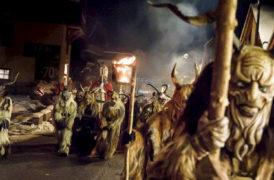 I Krampus arrivano ad agitare il Natale di Caorle Wonderland