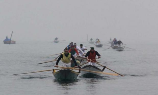 REGATA DELLA MERLA. Al via domenica 26 Gennaio 2020 la 12a edizione dell'ormai storica regata