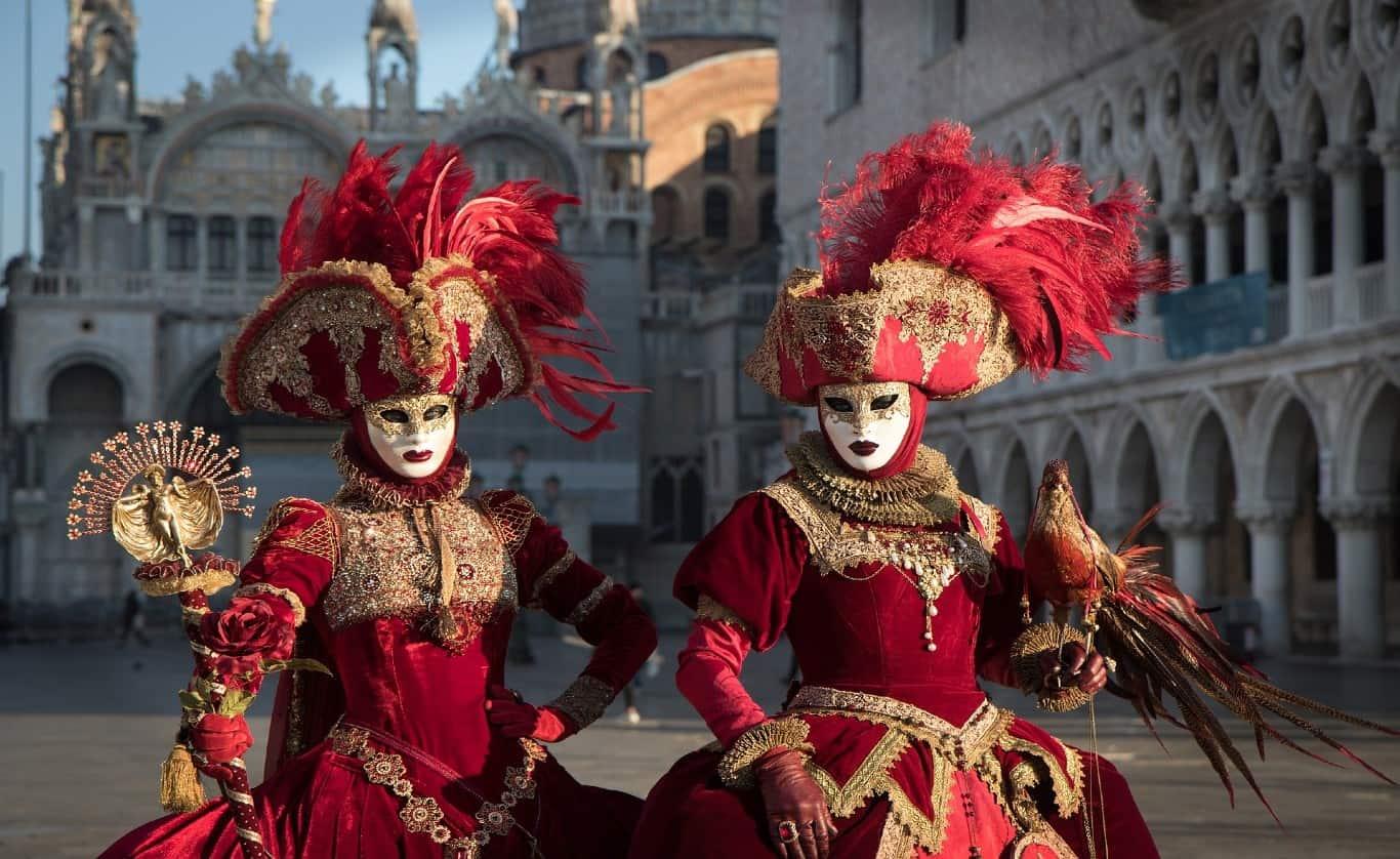 CARNEVALE 2020. Amore, gioco e follia fanno impazzire il Carnevale di Venezia