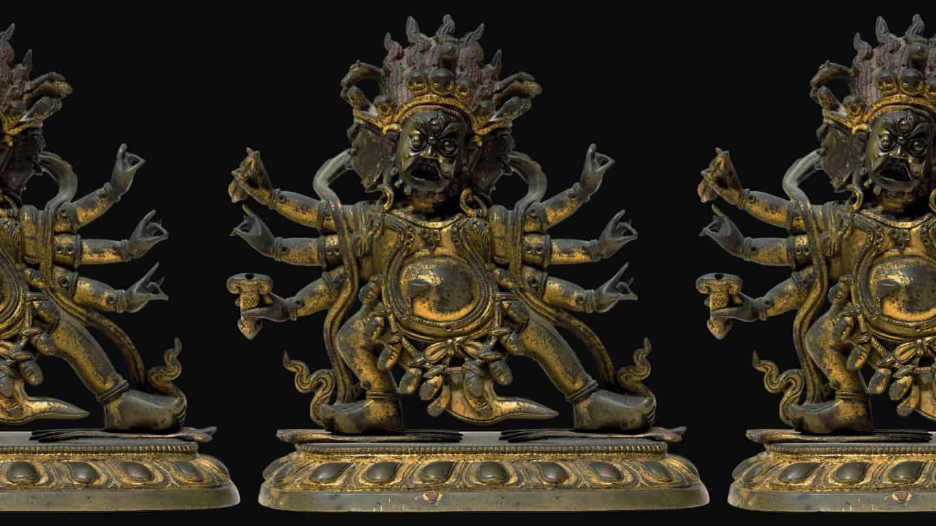 Forme dell'arte buddhista