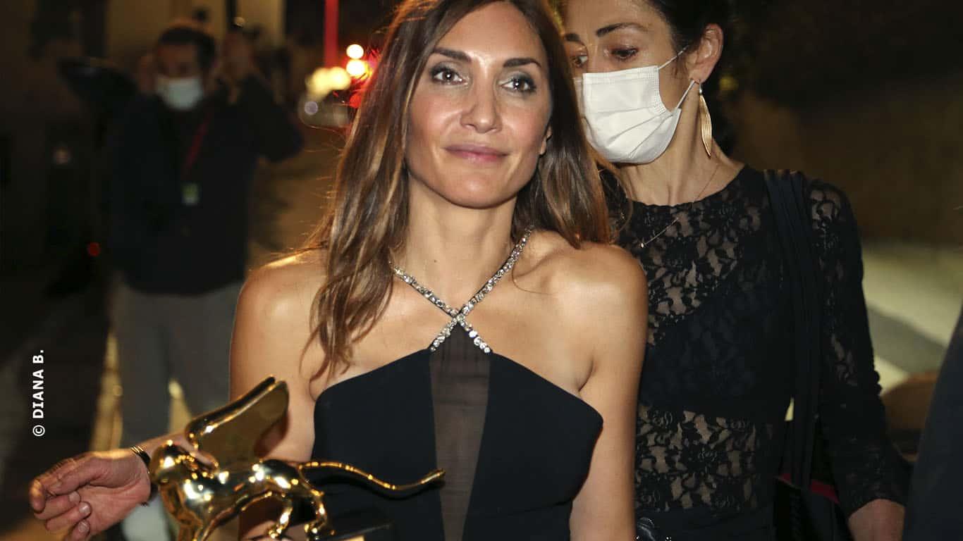#Venezia78.  Leone d'oro al film francese di Audrey Diwan